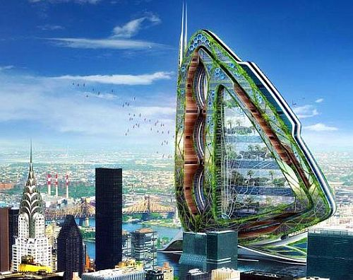 De Rotterdam Vertical City Office For Metropolitan
