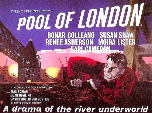 Pool of London movie