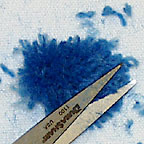 Cut Raised Seed Stitch