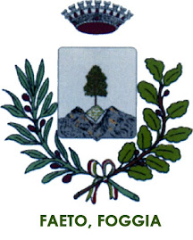 Coat of Arms from the hometown in Italy