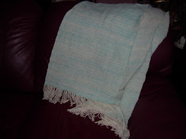 Merino Wool / Silk Shawl