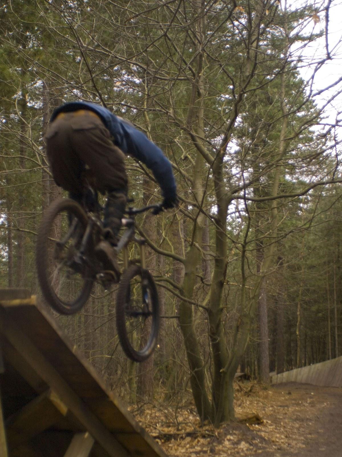 Sherwood Pines The Black Runs One Loose Crank S Mountain