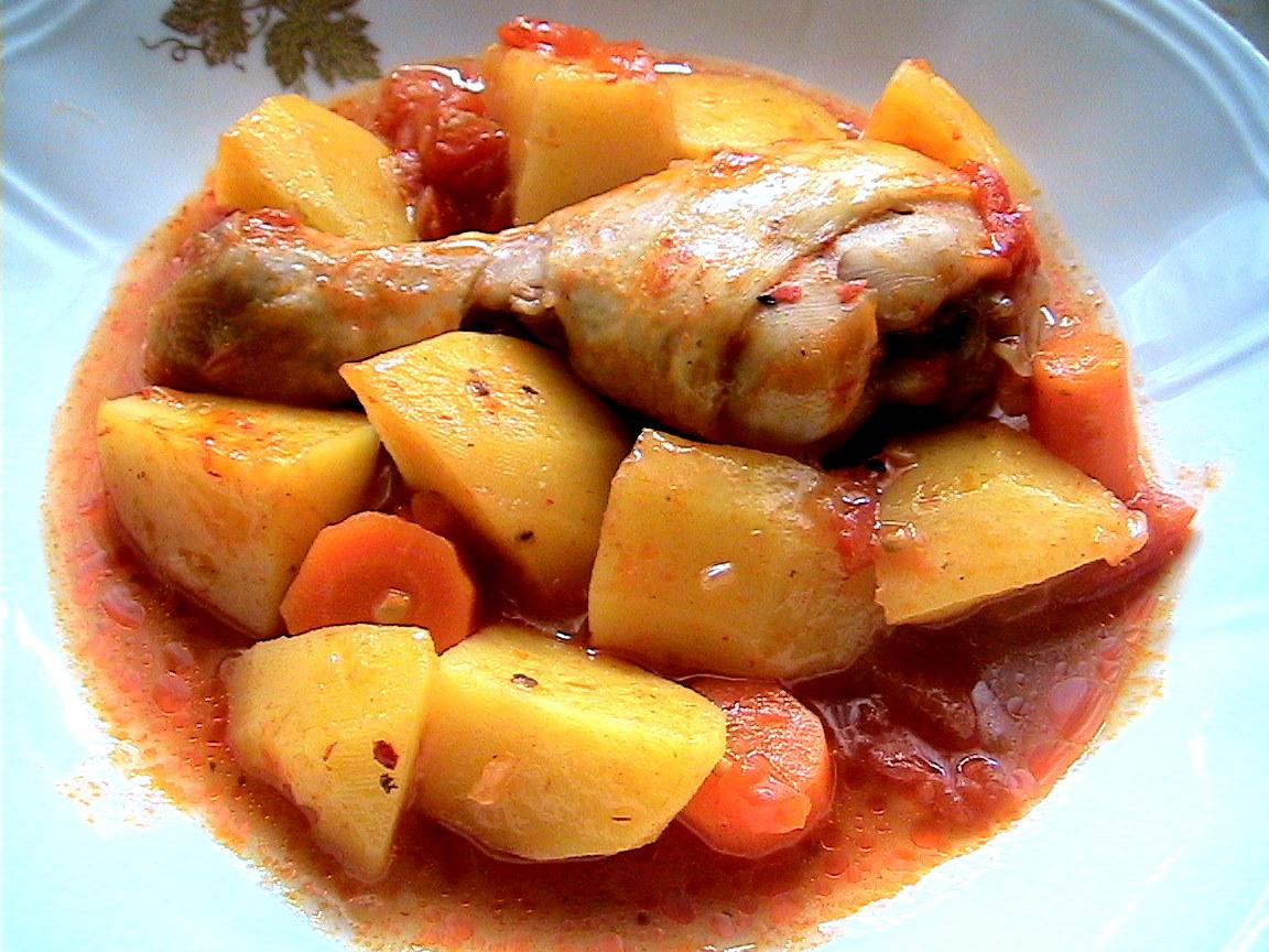 Fırın Poşetinde Tavuk Baget Tarifi