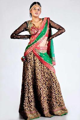 bridal wear 2010