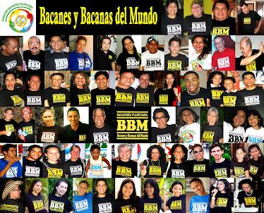 BBM, Bacanes y Bacanas del Mundo
