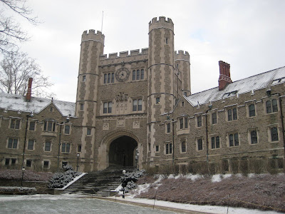 Blair Hall Princeton University
