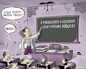 EDUCAÇÃO RIMA MAIS COM DEFORMAÇÃO OU REPRODUÇÃO?