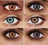 Colored Contact Lenses..Hot !
