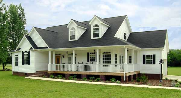 Ranch Style House Plans with Wrap around Porch