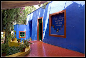 Frida Kahlo Museum (Blue House), Mexico City