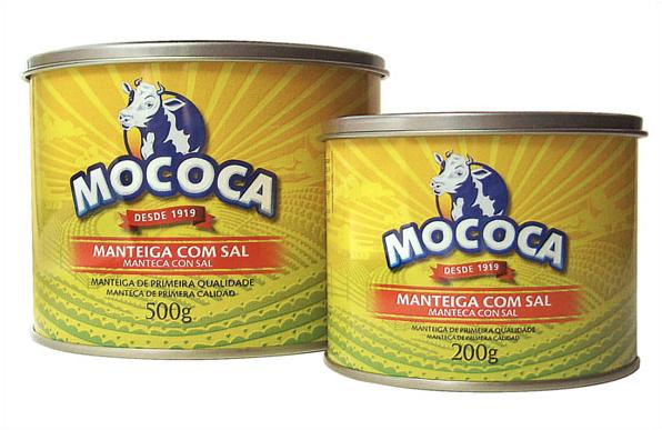 Manteiga Mococa