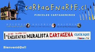 A mi me gusta CARTAGENARTE.CL