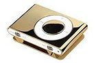 apple ipod luxury gold