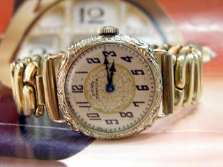 Watch-Pocket; Dueber Hampden, Special Railroad, 14K Gold, Hunter