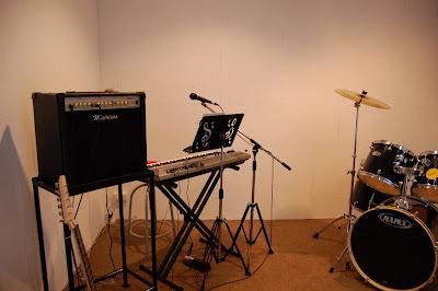 ห้องซ้อมดนตรี อยุธยา ( PM Music Room )