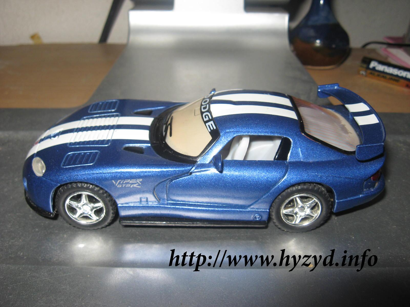 KT 5039 Dodge Viper GTS-R Hard