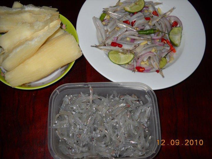 placerfood4 - Hubag Bohol's Breakfast - Philippine Photo Gallery