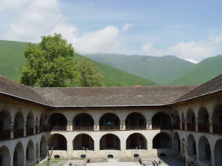 Popular A Solemn Ceremony Dedicated To Selection Of Azerbaijans Sheki City As The Cultural Capital Of The Turkic World In 2016 Took Place  Forests And Rivers Shekis Caravanserai Since Ancient Times, Sheki Has Been Famous As A City Of