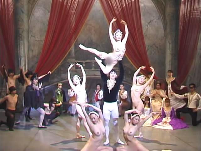 Голые балерины - новый спектакль.
