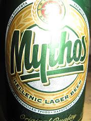 cerveja Mythos