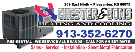 Chester & Sons Heating and Cooling