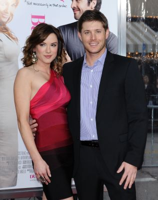 Introducing Mr and Mrs Jensen Ackles