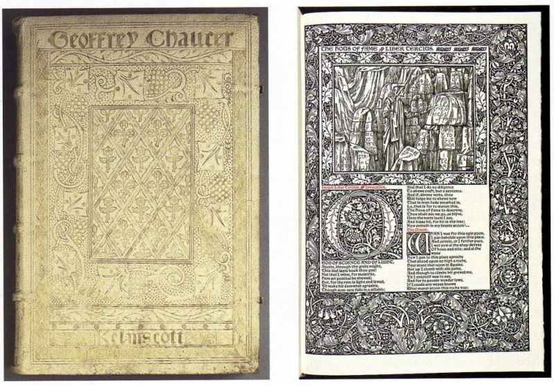 account of the life and works of geoffrey chaucer Chaucer is a crucial figure in developing the legitimacy of the vernacular, middle english, at a time when in either case the marriage helps to account for the favour subsequently shown to chaucer by john to be in touch throughout his life with the best french poets of the day was much for chaucer.