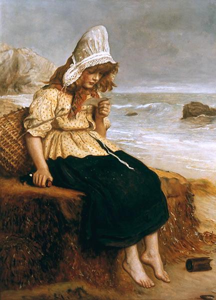 Pre Raphaelite Art John Everett Millais