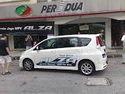 Perodua+alza+m2; Perodua Alza M2 Special Edition. Perodua Alza M2