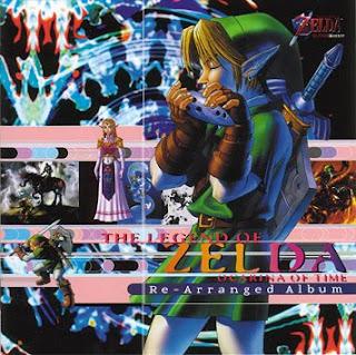 The Legend of Zelda    Ocarina of Time Re Arranged Album