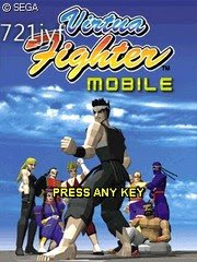 Virtua Fighter Mobile 3D