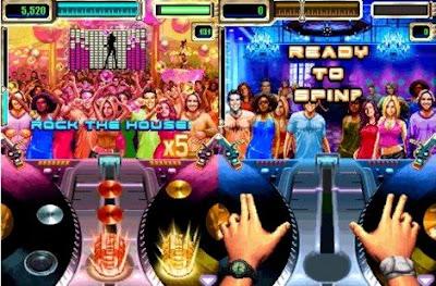 juegos para celulares muchas resoluciones parte 2 DJ+Mix+Tour