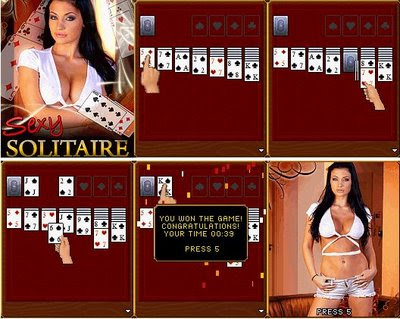 Sexy Solitaire