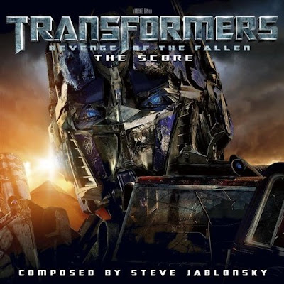 Transformers: Revenge Of The Fallen Score