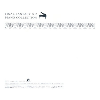FFX-2 Piano Collections