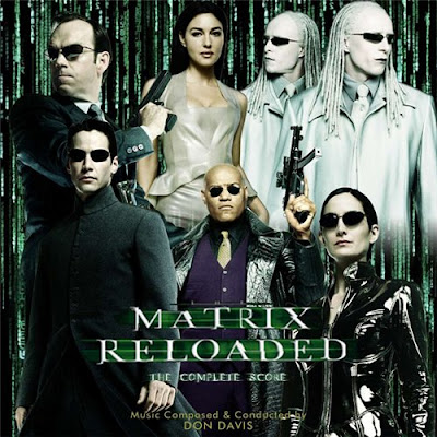 The Matrix Reloaded (Complete Score)