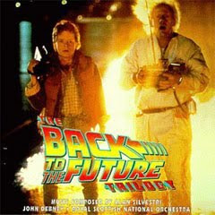 Back to the Future I, II, III Score by Alan Silvestri