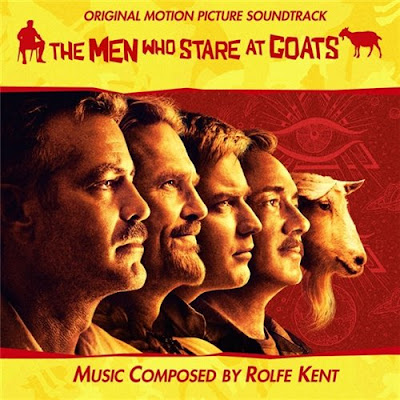 The Men Who Stare at Goats (Rolfe Kent)