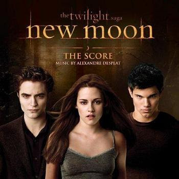 The Twilight Saga: New Moon (by Alexandre Desplat)