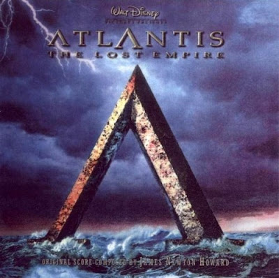 Atlantis: The Lost Empire (James Newton Howard)