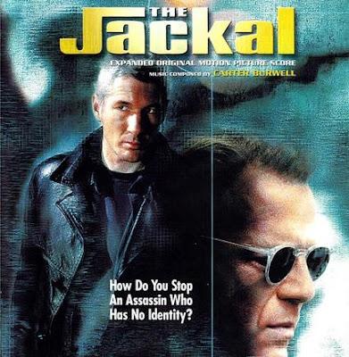 Carter Burwell - The Jackal - SOUNDTRACK