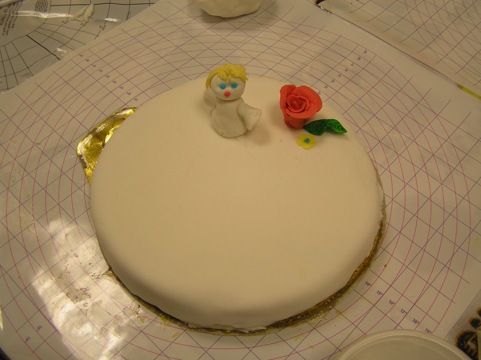 Cake Decorating Course Garstang : The Wandering Pit: Fondant Cake Decorating Course