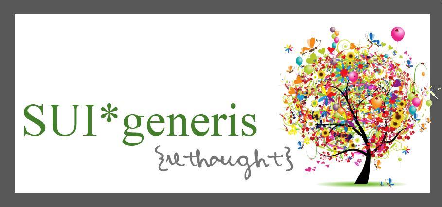 SUI*generis
