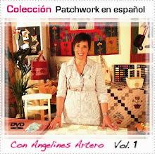 1º DVD DE PATCHWORK EN ESPAÑOL