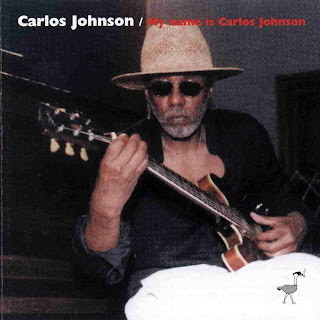 Carlos Johnson - My Name Is Carlos Johnson