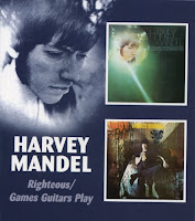 Harvey Mandel - Righteous Games Guitars Play