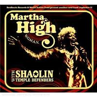Martha High & Shaolin Temple Defenders – W.O.M.A.N