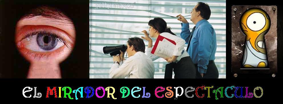 EL MIRADOR  DE DEL ESPECTACULO