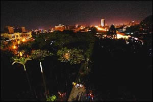 Earth Hour Santa Cruz 3