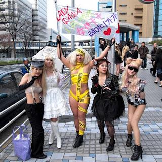Fans de Lady Gaga 3